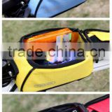 New style many color Cycling Bike Bicycle Phone Case Frame Front Tube Bag