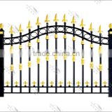 Aluminum does not rust Walled garden villa cast aluminum/wrought iron fence/fence railings