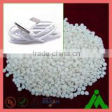 TPE raw material ,TPE granules for USB cable material