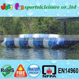 PVC tarpauling optional color water bounce for sale