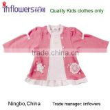 2015 New model high quality wholesale kids wear 100% cotton casual wear china manufacturers