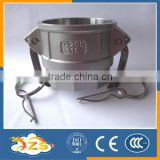 stainless steel quick couping with cylindrical heads TYPE D