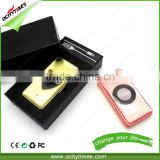 Unique Design OC-02 cigarette lighter Most Popular Item Ultrathin slide lighter 300mah electric cigarette lighter                                                                         Quality Choice