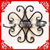 2015 new wrought iron rosettes