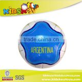 2015 Argentina cheap soccer balls football toy football game