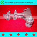 High Quality Galvanized Bolt Type Strain Clamp and Insulating Strain Clamp for Overhead Wire Cable