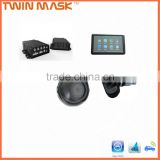 Best auto gps 3G WCDMA camera tracking system with RFID gps navigation