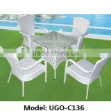 Rattan Dining Furniture Great Discount UGO Outdoor Furniture Factory