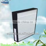 Antibacterial HEPA filter for home air purifier