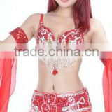SWEGAL 2013 SGBDP13125 2COLORS red and yellow fashion sexy belly dance modern skirts