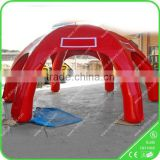 inflatable done exhibition tent design