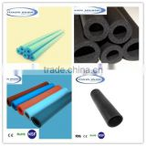 quality customized high density foam rubber tube