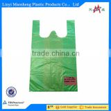 HDPE plastic t shirt bag for shopping in supermarket                                                                         Quality Choice