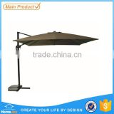 High Quality Promotional Outdoor Garden Umbrella, Patio Banana Umbrella