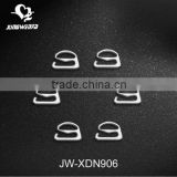 Wholesale metal g hook buckle for bra accessory JW-XDN906