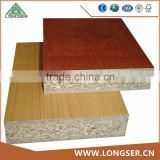 E2 grade plain particle board or melamine particle boards or chipboards for furniture usage
