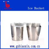 NEW stainless steel led ice bucket,champagne bucket,ice cooler