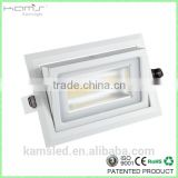3 years warranty high quality 38w Lamps adjustable ceiling light/rechargeable led flood light cct 2700-6000k