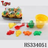 2015 nice color sand toy beach equipment
