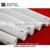 Gear ceramic roller for cooling zone