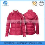 2015 Short clothing for woman warm fashion woman winter jacket with hood down feather jackets