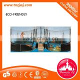hot selling large bungee trampoline at best price trampoline fitness manufacturer