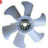 Forklift Parts NISSAN H15,H20,H25 plastic fan blade for motor
