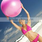 New Exercise Ball & Air Pump for Yoga Fitness Pilates Sculpting 65/75/85/95cm several colors