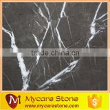 Pietra Grey Marble Floor Tile 24''*24 Polished floor tile