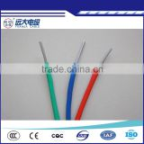Top quality plastic coated copper wire, PVC coated aluminum wire,plastic aluminum copper building wire for industry