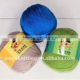 100% merino wool hand knitting yarn
