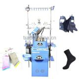 3.75 inch computerized dual-use socks machine for kintting terry and plain socks(WH-6F-B)