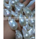 10-11mm china natural loose baroque cultured freshwater pearls