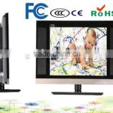 12V DC 17''/17inch LCD indoor television/hot sale SKD TV kits OEM 15'' by17'' led/lcd tv screen with refreshed panel