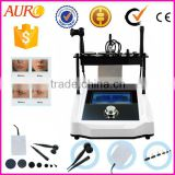 AU-23F Portable monopolar rf skin tight face lift home devices stretch mark removal machine
