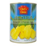 The Best Quality Canned Ripe Jackfruit in syrup from Thailand -Chef's Choice fruit product