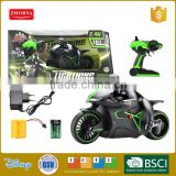Zhorya toys crazon radio control high speed charging lightning motorcycle include battery