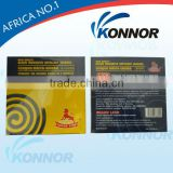 130mm micro smoke harmless allethrin china mosquito incense coil
