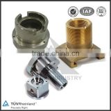 Custom machining design stainless steel bushing bronze bushing