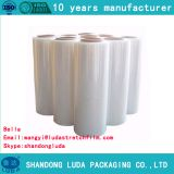 transparent machine LLDPE packaging stretch wrap film supply