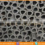 PTO Shaft Triangle Seamless Steel Pipe and Tube Agricultural machinery transmission shaft with CE Certificated