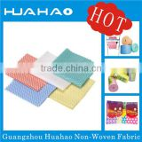 Supply flushable nonwoven cleaning cloth,floor cleaning cloth,microfiber cleaning cloth in roll
