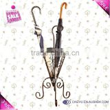 Metal iron umbrella stand