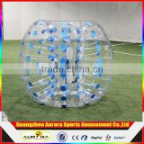 High Quality inflatable human bubble ball colored dots inflatable soccer bubble ball inflatable bumper ball