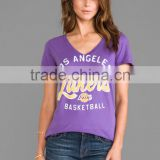 basketball t-shirt cotton