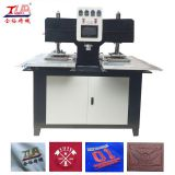 automatic Hat Silicone Trademark making machine