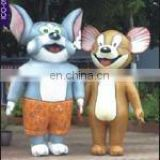Tom N Jerry costume