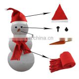 Christmas snowman decoration Outdoor decorations