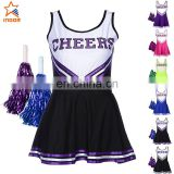 cheerleading uniforms/ custom cheer practice wear