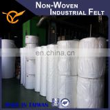 Fire Resistant Polyester Carbon Non-Woven Industrial Felt